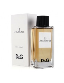 Dolce & Gabbana Anthology 14 La Tempérance 100 ml EDT UNISEX TESTER
