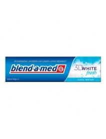Blend-a-Med 3D white fresh zubná pasta 100 ml