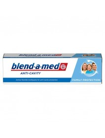 Blend-a-med Anti-Cavity Family Protection zubná pasta 100ml