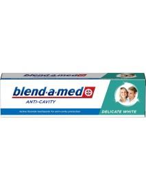 Blend-a-med jemná biela zubná pasta 100 ml