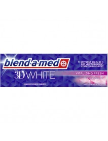 Blend-a-med 3D white vitalizing fresh zubná pasta 75 ml