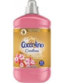 Coccolino Honeysuckle & Sandalwood aviváž 1,68 L