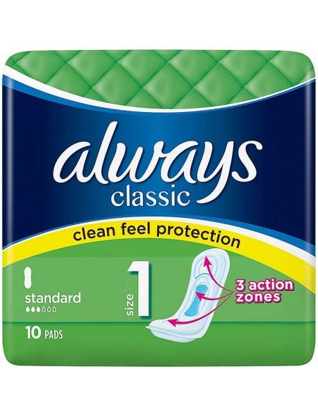 Always Classic Standard 10 ks