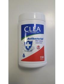 CLEA fantasy Antibakteriálne vlhčené utierky 150ks