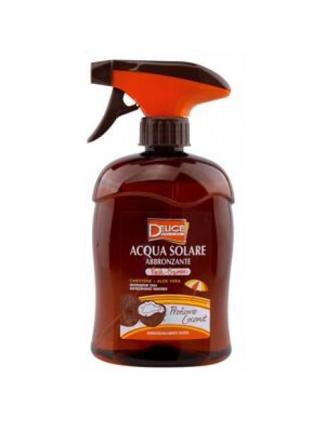 Delice Solaire voda na intenzívne opálenie s beta-karoténom 500 ml