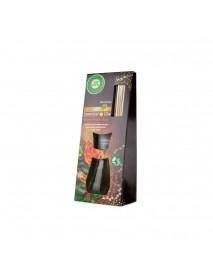 Air Wick vonné tyčinky Essential Oils Jantárová Ruža 30 ml