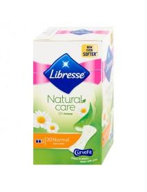 Libresse Natural care hygienické vložky 30 ks