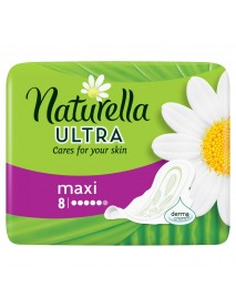 Naturella Camomile ultra maxi 8 kusov