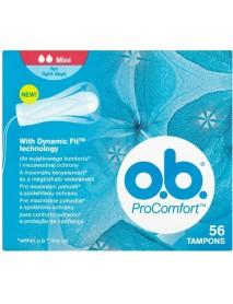 o.b. tampóny ProComfort Mini Tampons 56 ks