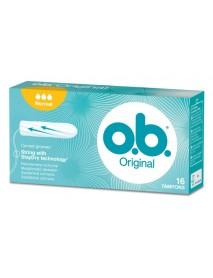 o.b. tampóny Original Normal 16 ks