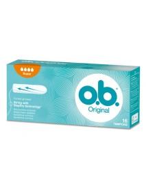 o.b. tampóny Original Super 16 ks
