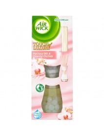 Air Wick vonné tyčinky Vzácny Hodváb a Orchidey z Orientu 25 ml