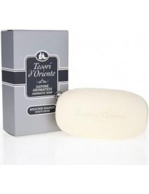 Tesori d´Oriente Muschio Bianco toaletné mydlo 150 g