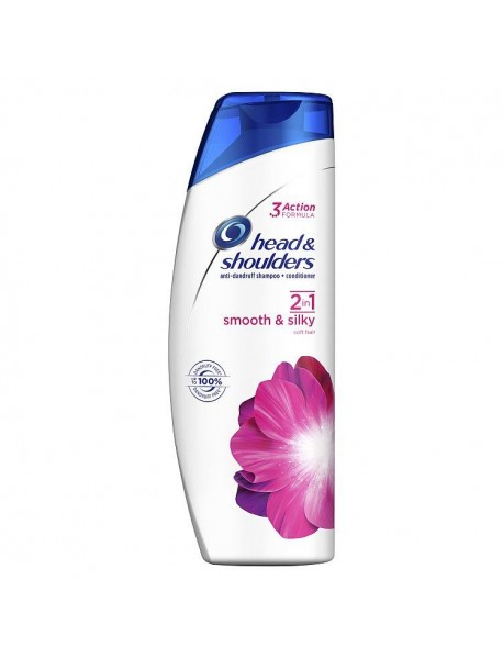 Head & Shoulders Smooth & Silky  šampón na vlasy 400 ml