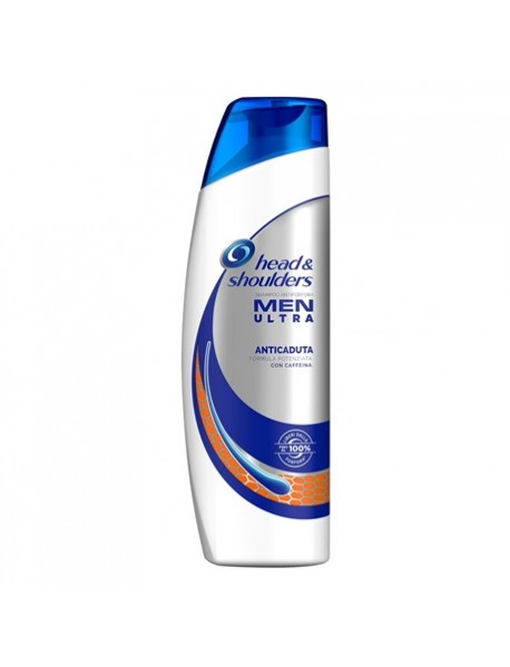 Head&Shoulders Ultra Men Anticduta šampón 400 ml