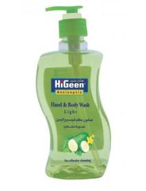 HiGeen antibakteriálne tekuté mydlo s pumpou 500 ml