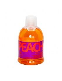 Kallos Peach šampón na vlasy 1L