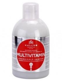 Kallos Multivitamín šampón na vlasy 1L