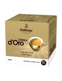 Nescafé Dolce Gusto Dallmayr Crema´d Oro 16ks