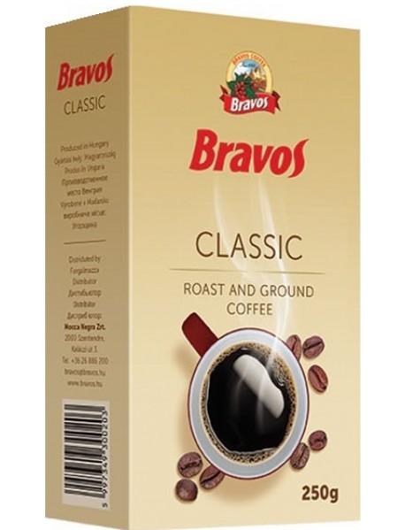 Bravos Classic mletá káva 250g