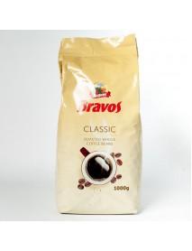 Bravos Classic zrnková káva 1Kg