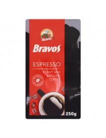 Bravos Espresso mletá káva 250g