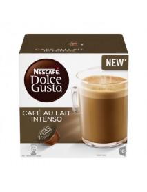 Nescafé Dolce Gusto Café Au Lait Intenso 16ks