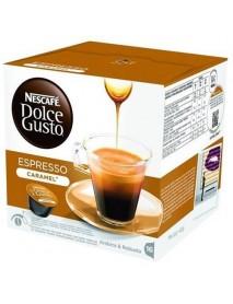Nescafé Dolce Gusto Espresso Caramel 16ks
