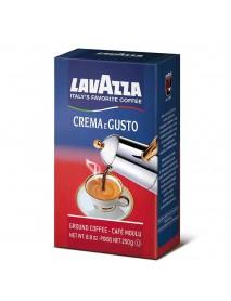 Lavazza Crema & Gusto mletá káva 250g