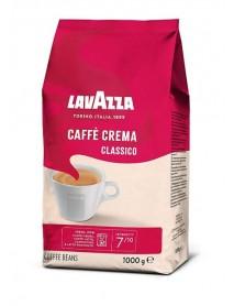 LAVAZZA CAFFÉ CREMA CLASSICO ZRNKOVÁ KÁVA 1 KG