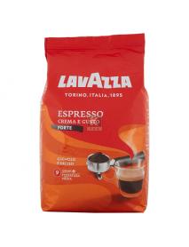 Lavazza Espresso Crema E Gusto Forte  zrnková káva 1Kg