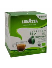 Lavazza Espresso BIO kávové kapsule pre Dolce Gusta 16 ks