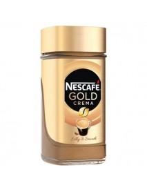 Nescafé Gold Crema instantná káva 200 g