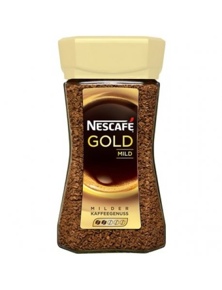 Nescafé Gold Mild instantná káva 200 g