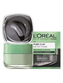 LOréal Paris Pure Clay Detox Mask 50ml