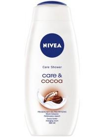 Nivea Care & Cocoa sprchový gél 500 ml