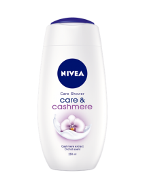 Nivea Care & Cashmere sprchový gel 250 ml