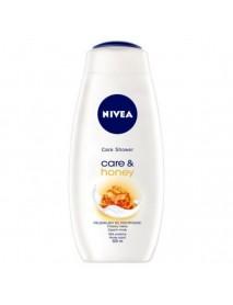 Nivea Care&Honey dámsky sprchový gél 500 ml