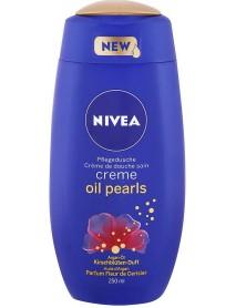 Nivea Creme Oil Pearls sprchový gél Cherry blossom 250 ml