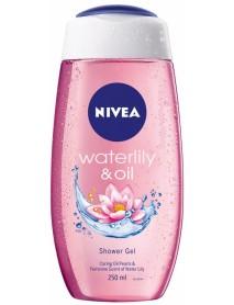 Nivea Water Lily & Oil sprchový gél 250 ml