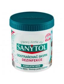Sanytol Dezinfekcia odstraňovač škvŕn 450g