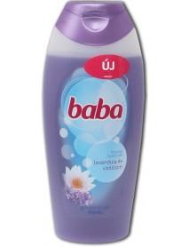 Baba sprchový gél Levandula 400 ml