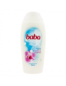 Baba Sprchový gél Orchidea 400 ml