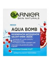 Garnier Skin Naturals Aqua Bomb regeneračný antioxidačný gélový krém nočný 50 ml