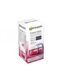 Garnier darčeková sada denného a nočného krému proti vráskam 45+ Essential s 2 x 50 ml