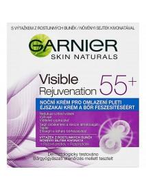 GARNIER Visible Rejuvenation krém nočný proti vráskam 55+ 50 ml