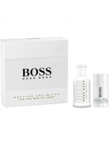 Hugo Boss No.6 Bottled Unlimited SET