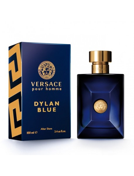 Versace Dylan Blue 100 ml Voda po holení