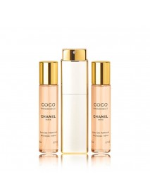 Chanel Coco Mademoiselle 3x20 ml EDP WOMAN TESTER