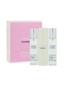 Chanel Chance Eau Fraiche 3x20 ml EDT s rozprašovačom WOMAN
